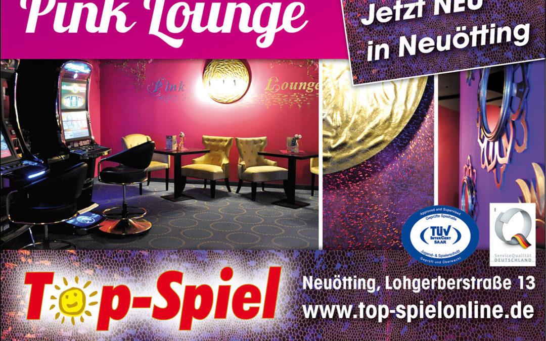 Pink Lounge in Neuötting eröffnet!
